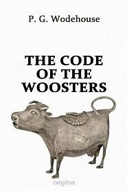 The Code of the Woosters - обложка
