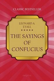 The Sayings of Confucius (original edition) - обложка