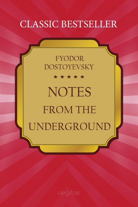 Notes from Underground  - обложка