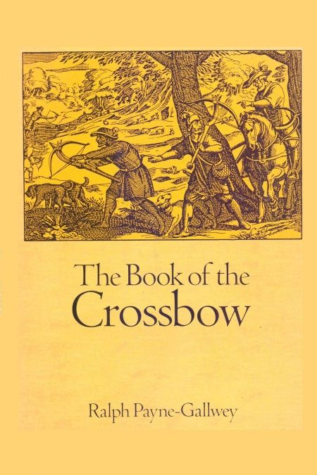 The book of the crossbow  - обложка