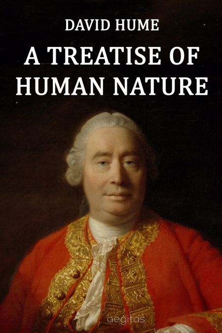 A Treatise of Human Nature  - обложка