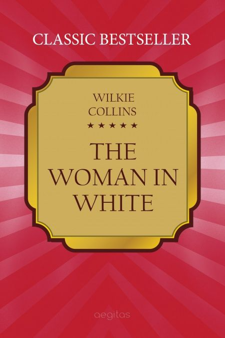 The Woman in White  - обложка