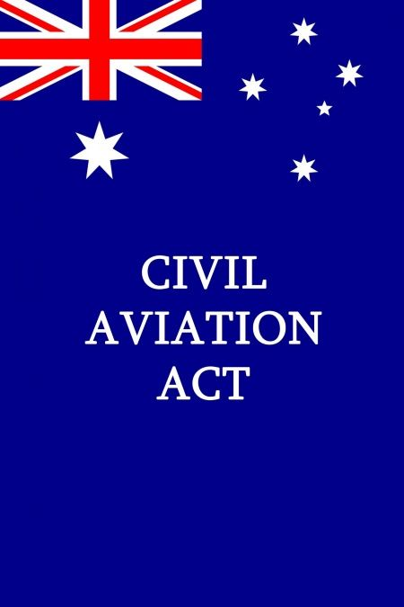 Civil Aviation Act  - обложка