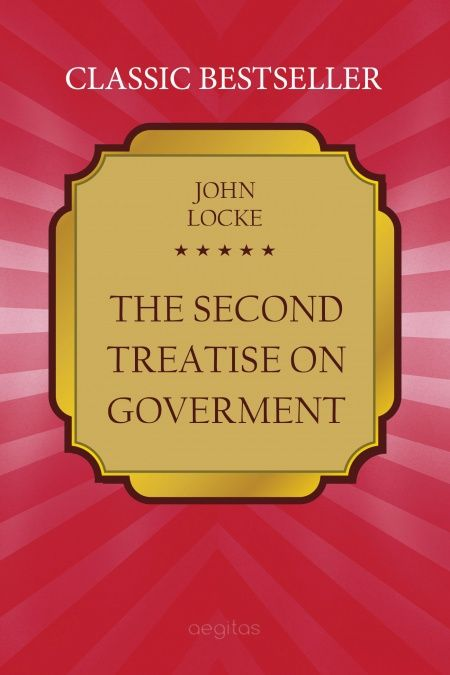 The Second Treatise on Goverment  - обложка
