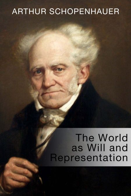 The World as Will and Representation  - обложка
