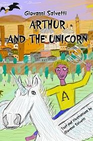 Arthur and the Unicorn - обложка