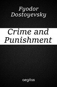 Crime and Punishment - обложка