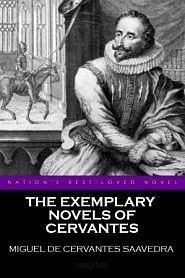 The Exemplary Novels of Cervantes - обложка