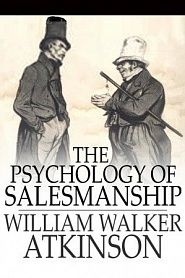 The Psychology of Salesmanship - обложка