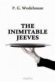 The Inimitable Jeeves - обложка